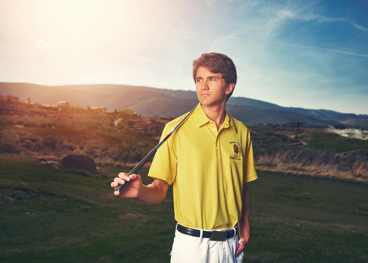 Senior Golfing Photos by CVP