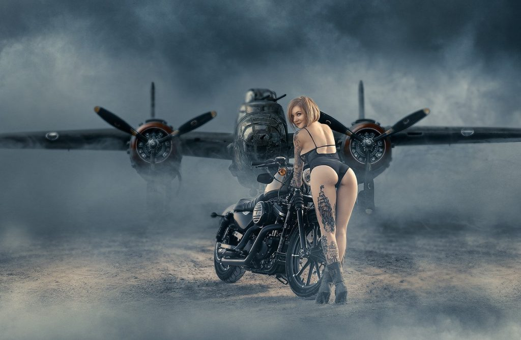B-25 Bomber Shoot
